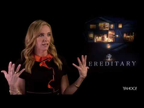 Toni Collette talks Hereditary and why she doesn't watch The Handmaid's Tale