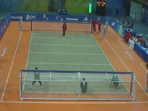 Lithuania v China Paralympic Games in 2008 Beigin (Men final)