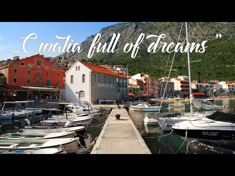 Croatia full of dreams - Motorcycle trip across Europe 2016 - part 1