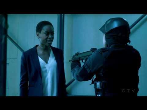 Lydia Bates  vs Alex Parrish Citizens Liberation Front terrorist  1  Quantico