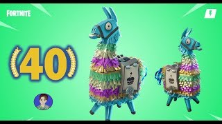 Save the World Opening 40 Flames Anniversary Direct Reaction Arms and Heroes Achieved Fortnite