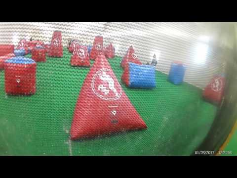 Amateur Paintball @ Action Paintball Indoor Park in Livonia, MI
