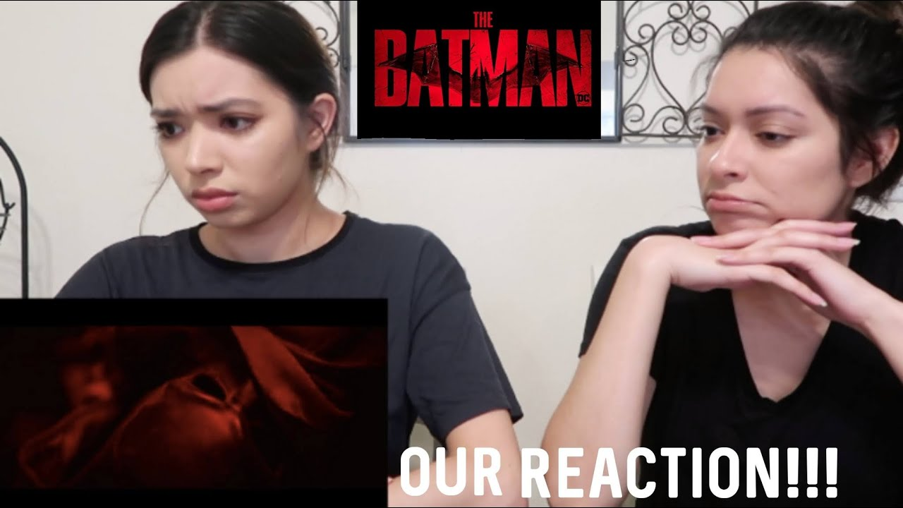 The Batman - DC FanDome Teaser Reaction!!!!!
