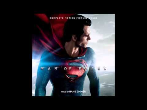 Man of Steel (OST) - Destroy This Ship, Faora Attacks