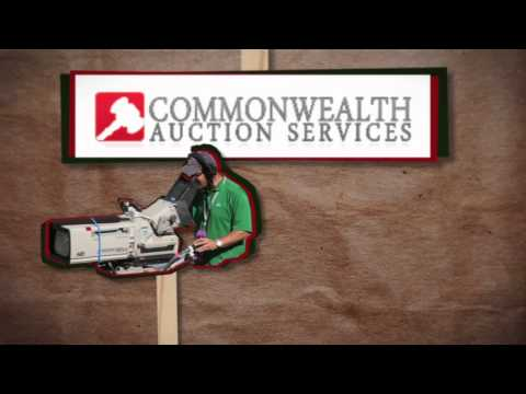 Commonwealth Auctions Services Example