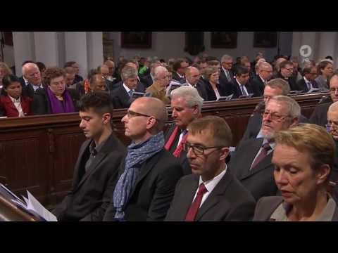 Gottesdienst Zur Eröffnung Des Reformationsjahres 2016 Marienkirche Berlin Am 31.10.2016