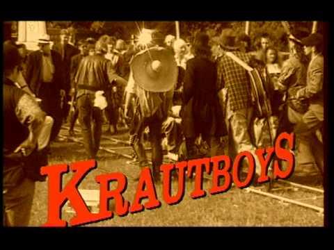 Krautboys-  we are the Krautboys-   FilmMusikClip 1