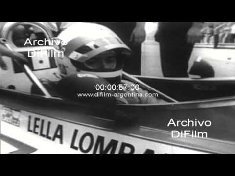 DiFilm - Gran Premio de Formula 1 de Belgica 1974
