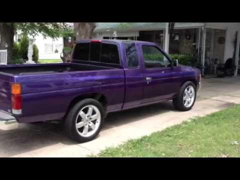 Hardbody Nissan On 18 Titan Wheels
