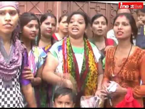 Kanpur: Dance teacher assaults girl, school denied but parents protest for enquiry & punishment