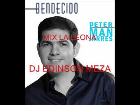 Dj Edinson Meza Mix Peter Manjarres  La Leona
