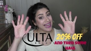 Ulta Haul and then some....2015│OneBeautyAddict