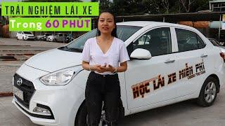 Học Lái Xe Miễn Phí (Sân Tập Lái Mô Hình Singapore)
