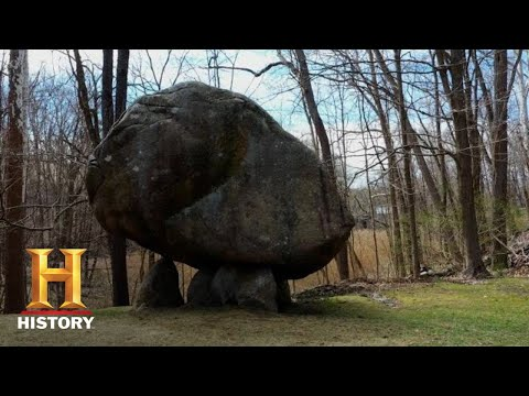 Ancient Aliens: MYSTERIOUS ROCK HIDES VORTEX OF ENERGY (Season 14) | History