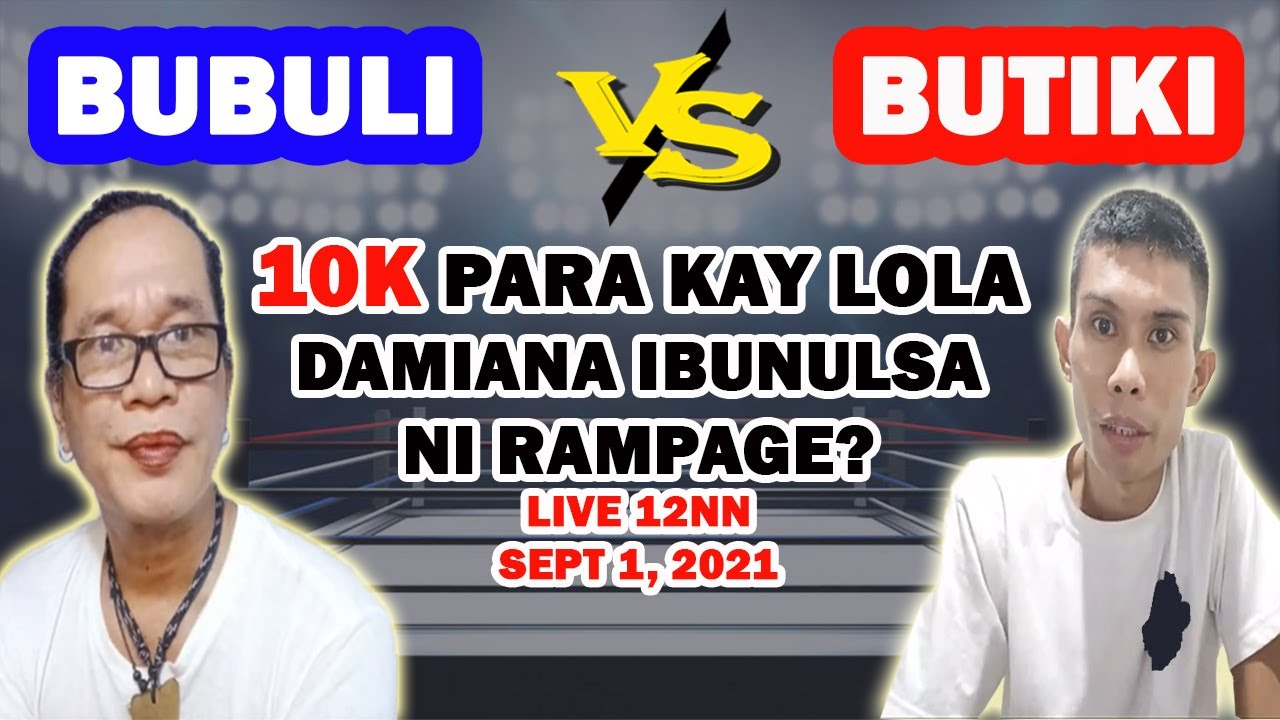 Download PART 4: RAMPAGE TOTOO BA? | DINDO LIVE