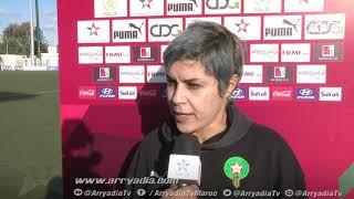 ربورتاج الرياضية|سلا| تأهل المنتخب النسوي أقل من 17 سنة للدور الثاني من تصفيات مونديال الهند 2021.