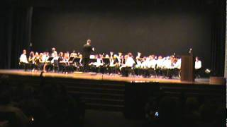 "JWMHS Fall Concert 2011, Symphonic Band, ""The Best of Journey"""