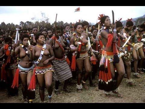 uMhlanga (Reed Ceremony), Swaziland 1973