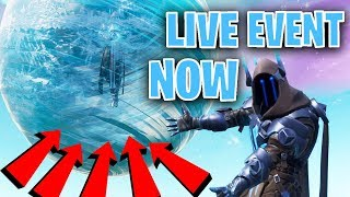 🔴LIVE EVENT HAPPENING NOW! FORTNITE ICE BALL! PLAYING WITH SUBSCRIBES FORTNITE XBOX ONE!