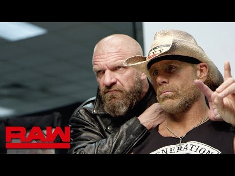 D-Generation X's first photos after huge WWE Crown Jewel announcement: Raw Exclusive, Oct. 8, 2018