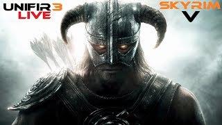 "The Elder Scrolls V: SKYRIM ""Special Edition"" PS4 Gameplay | LIVE STREAM"