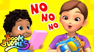 No No Song | Nursery Rhymes & Kids Songs For Children | Baby Song