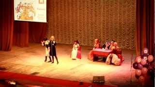 Pandora Hearts (Давай поженимся?) - Taisen