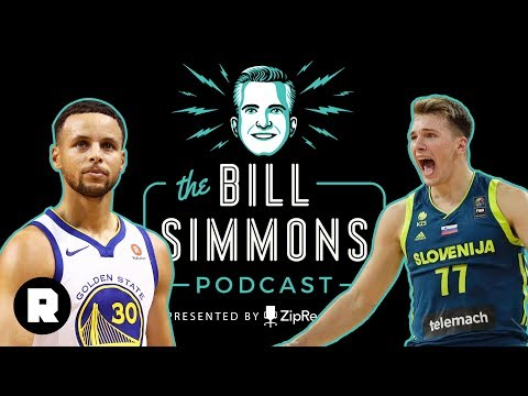NBA Intrigue & Luka Mania With Jonathan Tjarks and Lou Adler | The Bill Simmons Podcast | The Ringer