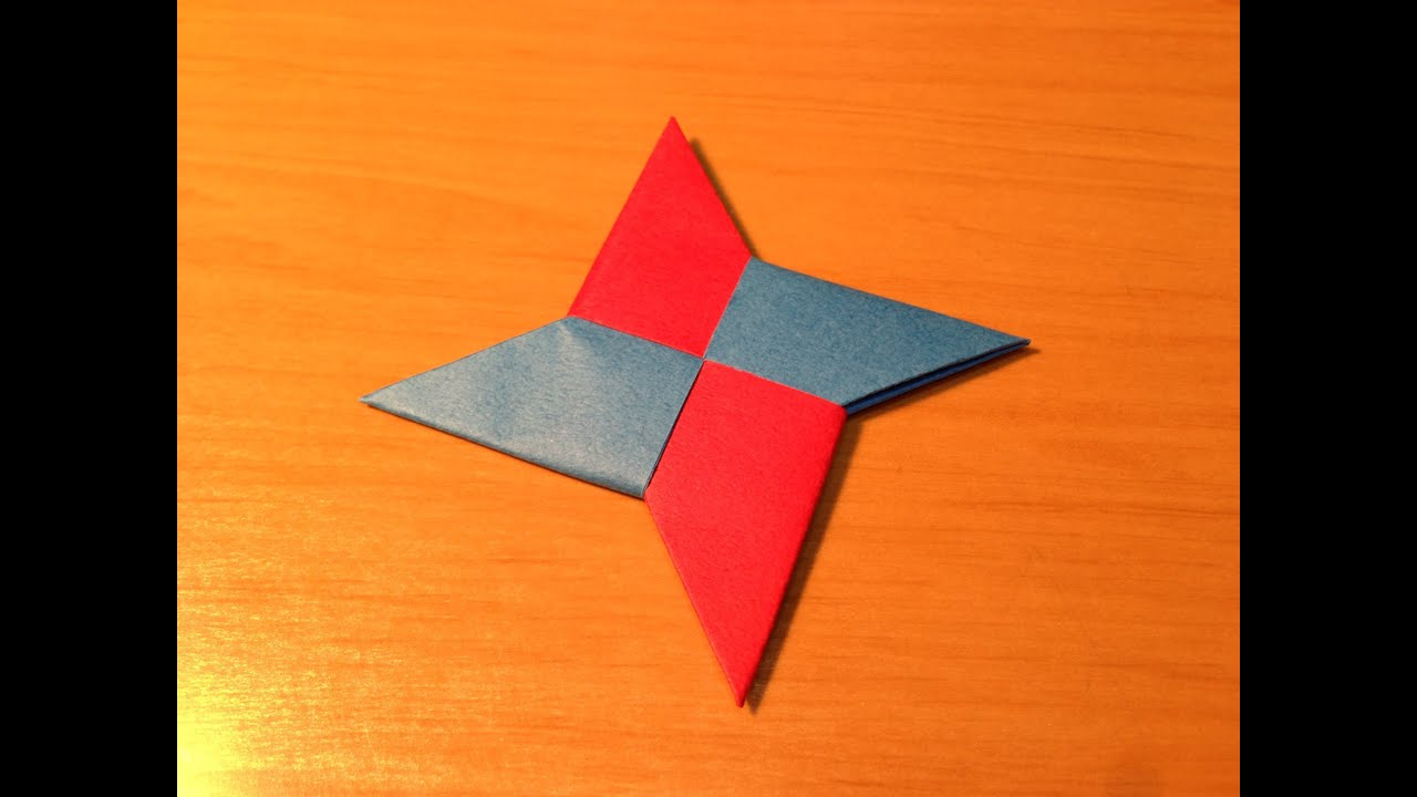 The gallery for --> Paper Ninja Star Designs - photo#28