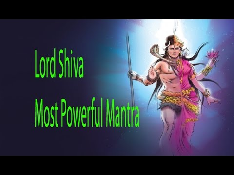 Extremely Powerful Morning Mantra To Start The Day Lord Shiva