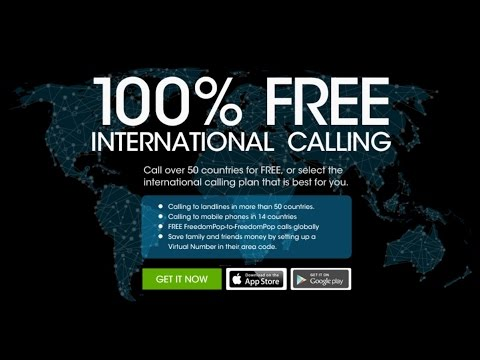 how to call international national and local number absolutely free with proof