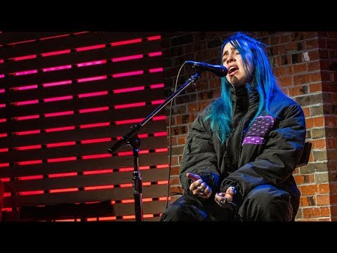 Billie Eilish - Bellyache [Live In The Lounge]