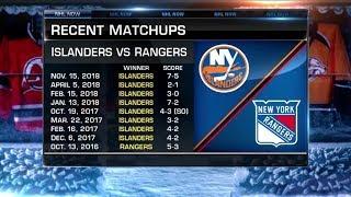 d1df518c0 NHL Now  Battle of New York  Rosen analyzes the Islanders` dominance vs  Rangers