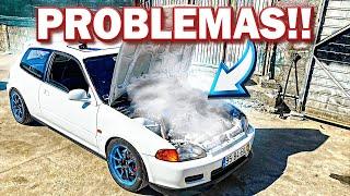 *PROBLEMAS* COM O HONDA TURBO !!!