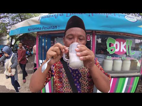 Greater Jakarta Street Food 1405 Es GoKil Es Goyobod Kliningan Kuliner Bandung Jawa Barat