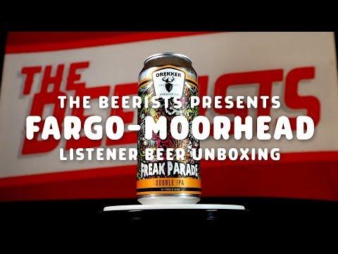 FARGO-MOORHEAD Listener Beer UNBOXING!