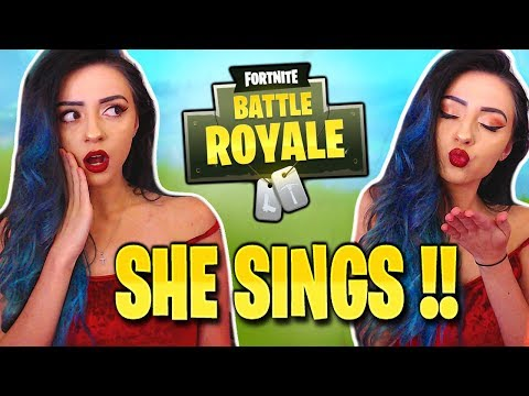 Picking Up Guys SINGING and PLAYING PIANO on Fortnite ! - Battle Royale