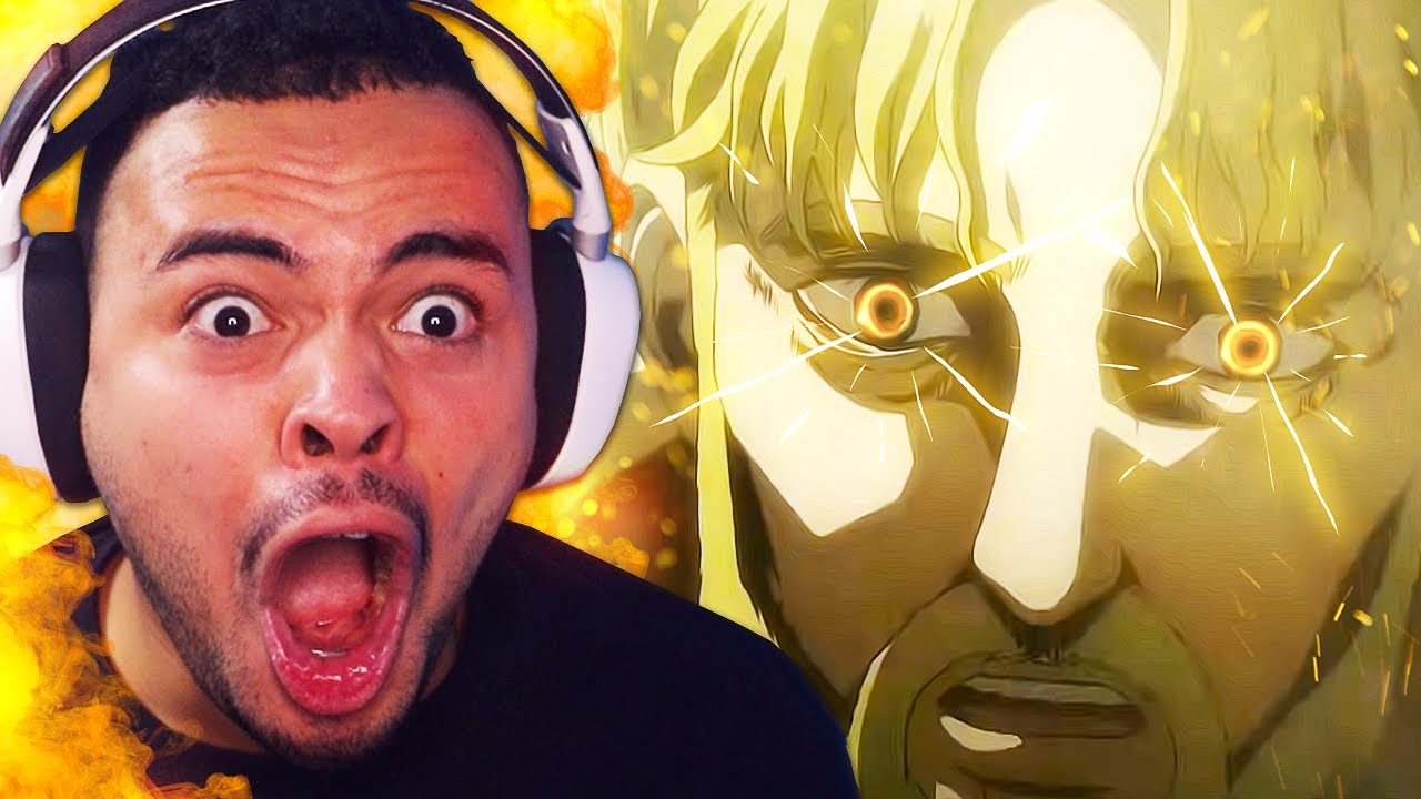 Download THIS LOOKS INSANE! Attack On Titan Season 4 Part 2 Official Trailer REACTION!