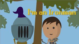 Kısa (RuneScape Animasyon)bir Ironman ediyorum