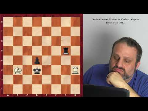 Even more games from the 2017 Isle of Man Open with GM Ben Finegold
