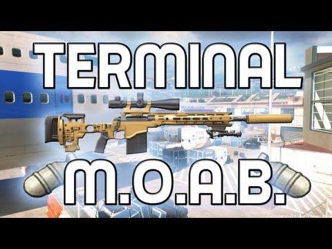 MW3: Terminal MSR MOAB!!!