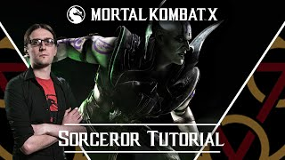 MKX - Quan Chi: Sorceror Tutorial with PND Ketchup
