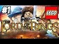 LEGO Lord of the Rings #1 - Battle of the Last Alliance
