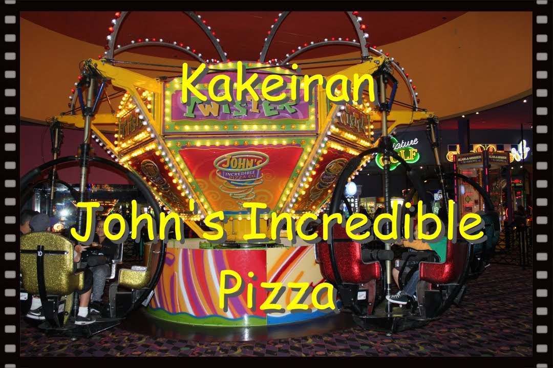 John's Incredible Pizza Party - YouTube