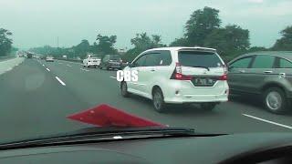 Download Video DUO SUOSS... Avansa Veloz suara JET bus konvoi bareng Luxio (TMii otw Jungle) MP3 3GP MP4
