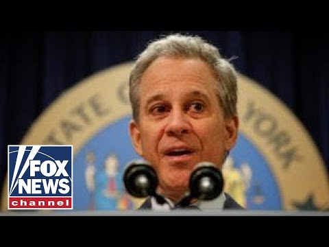 New York attorney general resigns amid abuse allegations