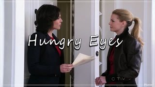 || Swan Queen - Hungry Eyes (Eyebrows) ||