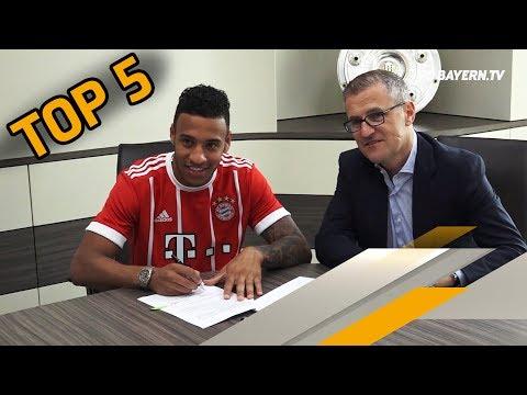 Top 5: Für Tolisso und Co - Diese Bundesligisten investierten diesen Sommer | SPORT1 Rankings
