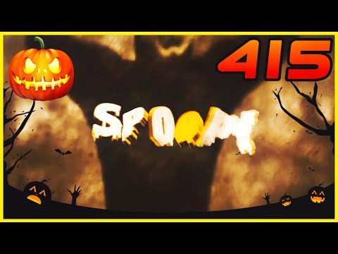 TOP 5 HALLOWEEN Intro Templates #415 + Free Download