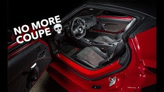 Since the Alfa Romeo 4C Coupe is DEAD Heres Whats Next...